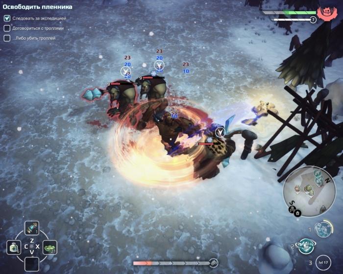Goliath обзор игры