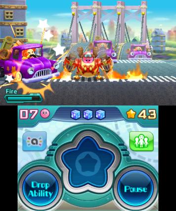Kirby: Planet Robobot обзор игры