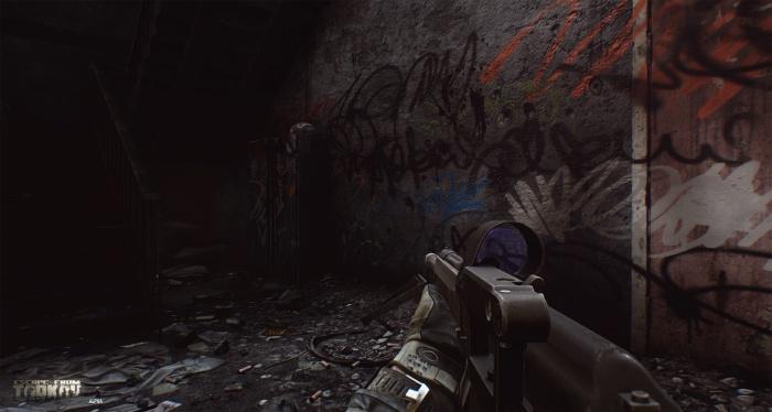 Escape from Tarkov обзор игры