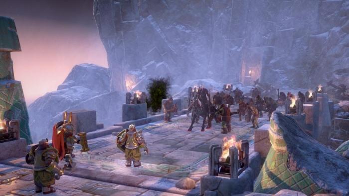 Dwarves обзор игры