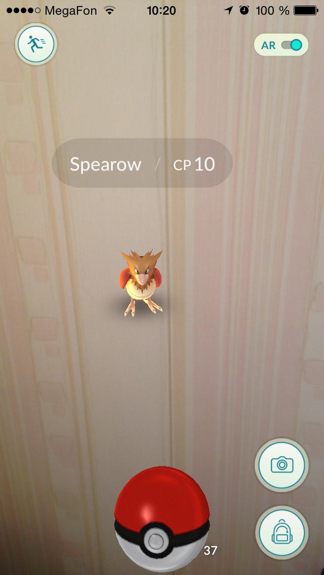 Pokemon GO обзор игры