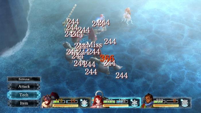 I am Setsuna обзор игры