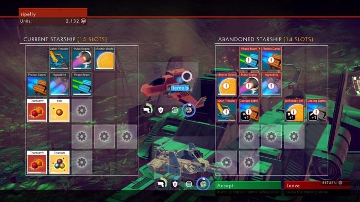 Прохождение игры (система крафта и инструменты) No Man's Sky