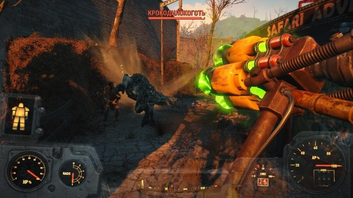 Fallout 4: Nuka-World обзор игры