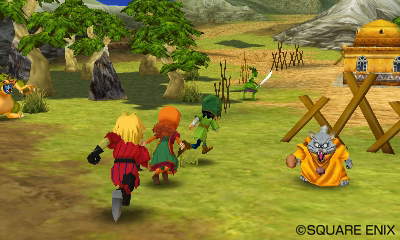 Dragon Quest VII: Fragments of the Forgotten Past обзор игры