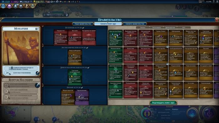 Sid Meier's Civilization 6 обзор