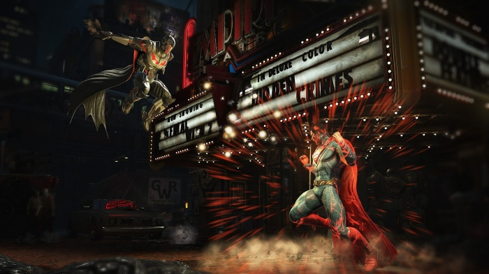 Injustice 2 обзор игры