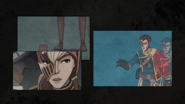 Masquerada: Songs and Shadows обзор игры