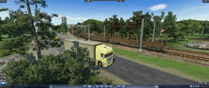 Transport Fever обзор игры