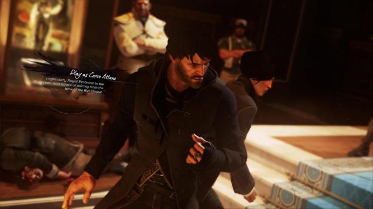 Dishonored 2 обзор игры