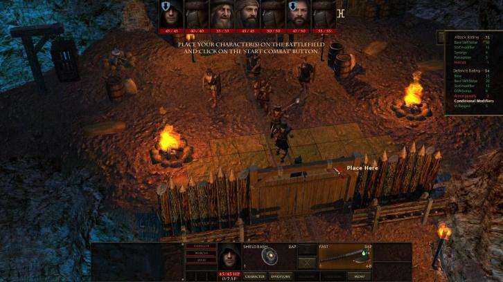 Dungeon Rats обзор игры
