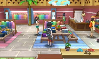Pokemon Sun / Moon обзор
