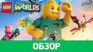 Обзор игры LEGO Worlds