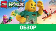 Обзор игры LEGO Worlds