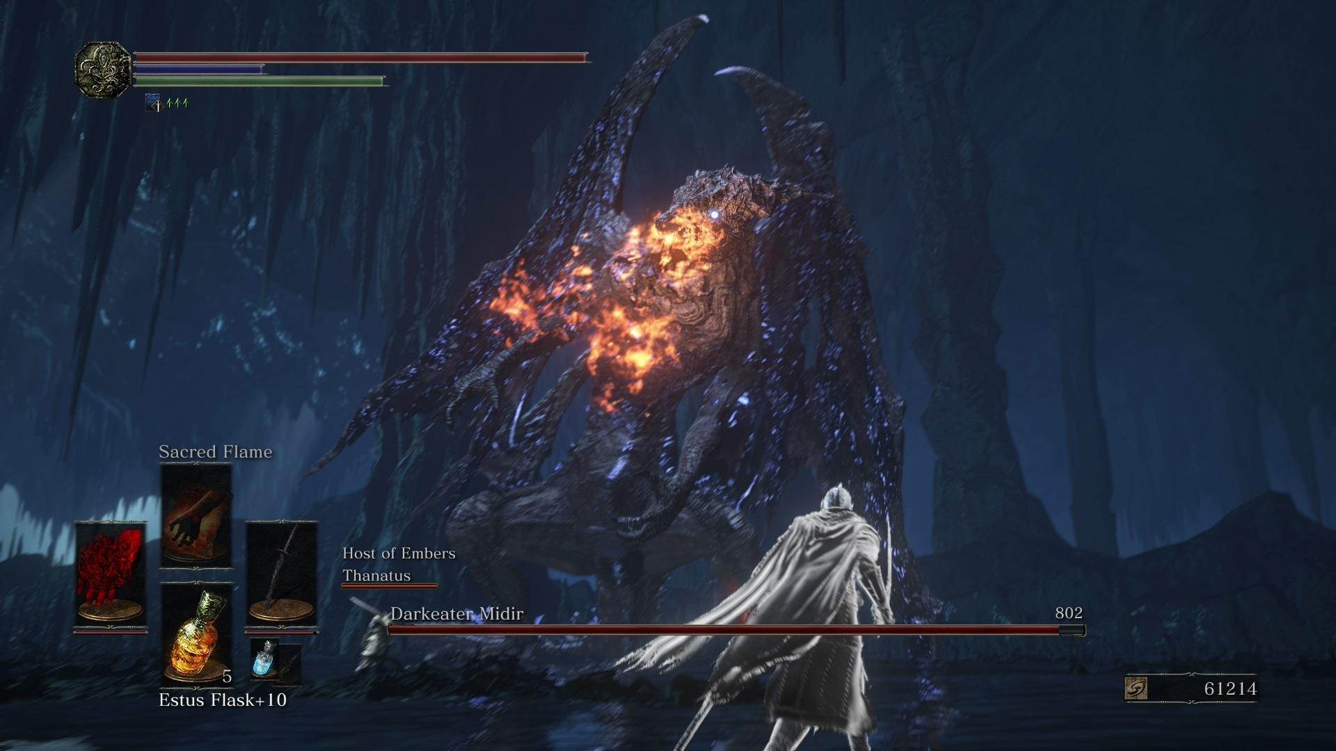 The Ringed City Wallpaper: Dark Souls III: The Ringed City: Как убить Мидира