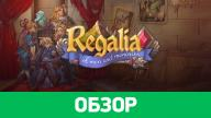 Обзор игры Regalia: Of Men and Monarchs
