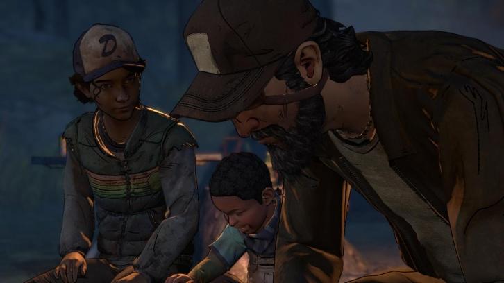 Walking Dead: A New Frontier обзор игры