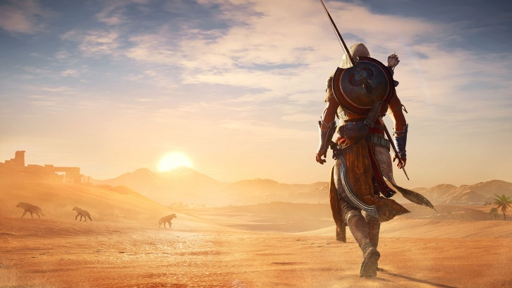 Assassin's Creed: Origins обзор