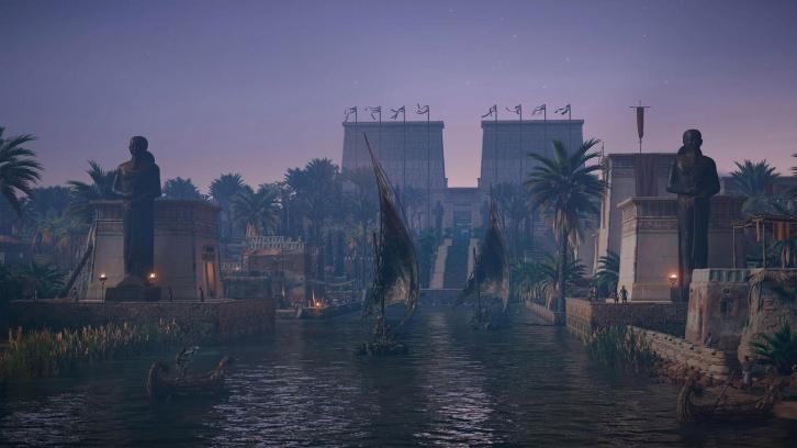 Assassin's Creed: Origins обзор