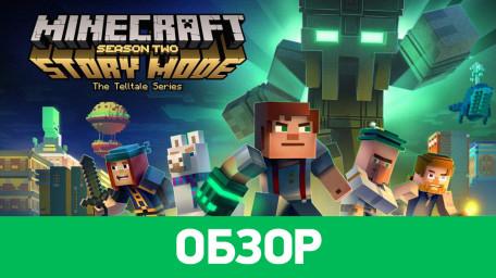 Minecraft: Story Mode - Season 2: The Tell…