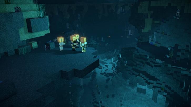 Minecraft: Story Mode — Season 2 обзор игры
