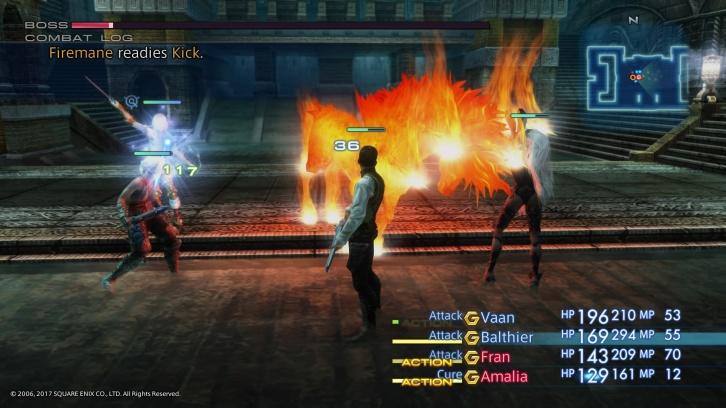 Final Fantasy XII: The Zodiac Age обзор игры