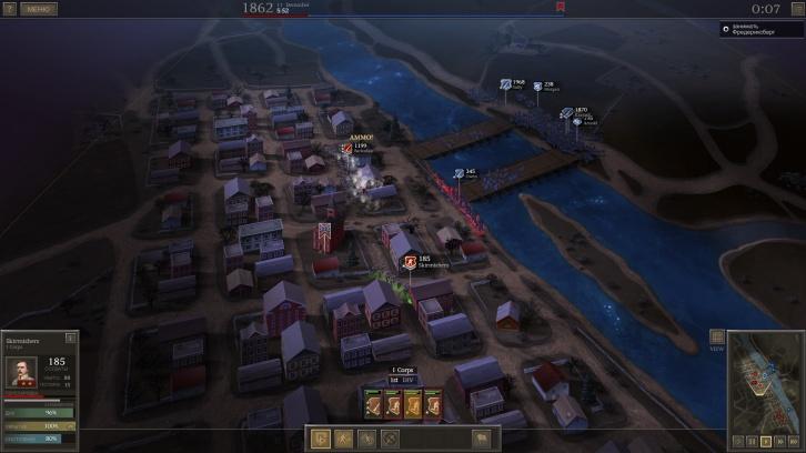 Ultimate General: Civil War обзор игры