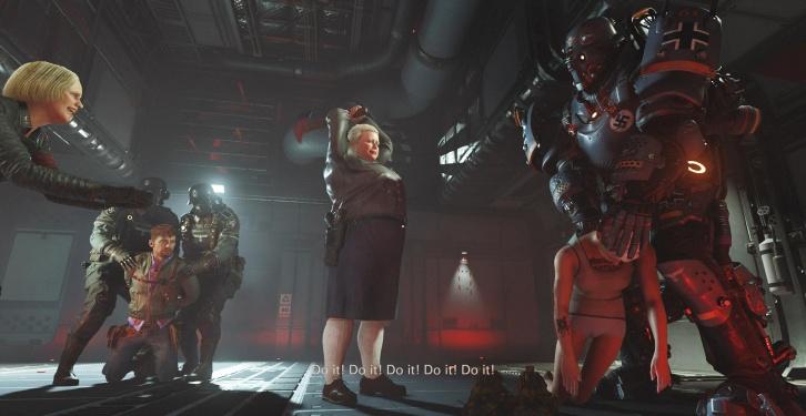 Wolfenstein 2: The New Colossus обзор игры