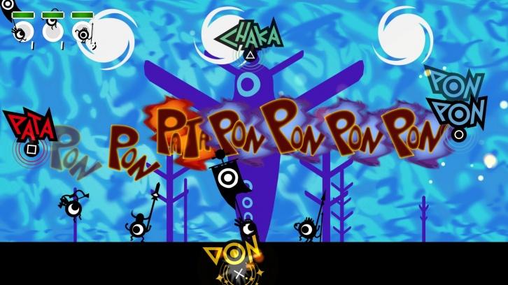 Patapon Remastered обзор игры