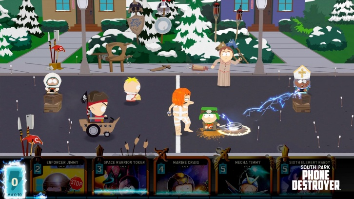 South Park: Phone Destroyer обзор