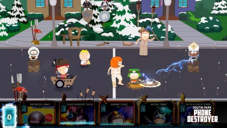 South Park: Phone Destroyer обзор