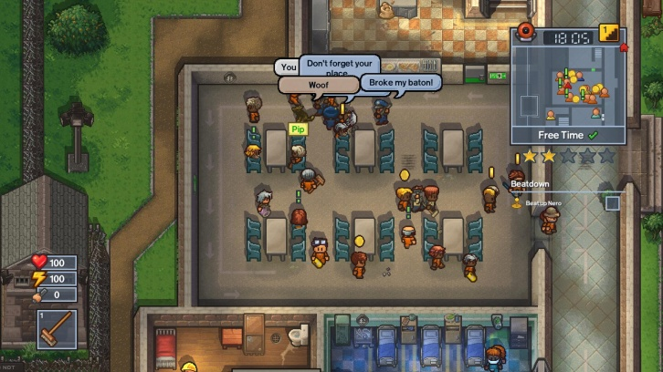 Escapists 2 обзор игры