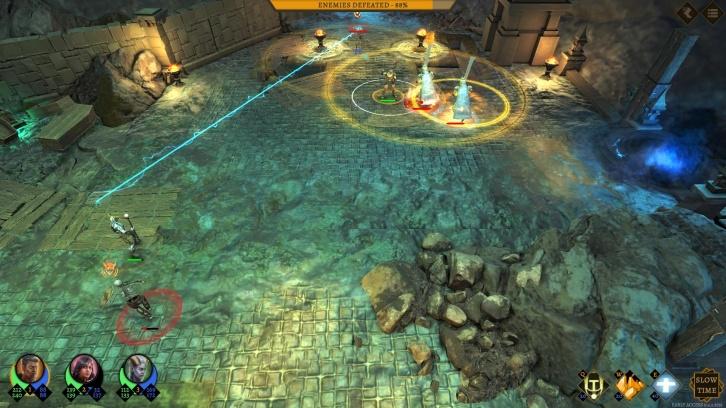 Tower of Time обзор игры