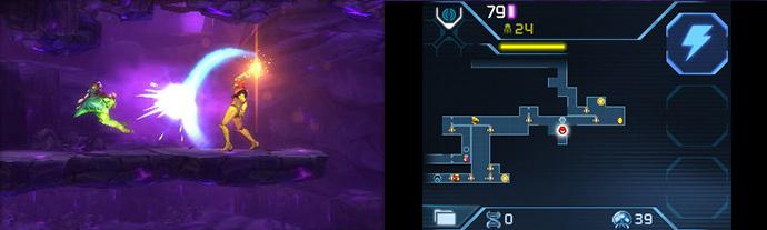 Metroid: Samus Returns обзор игры