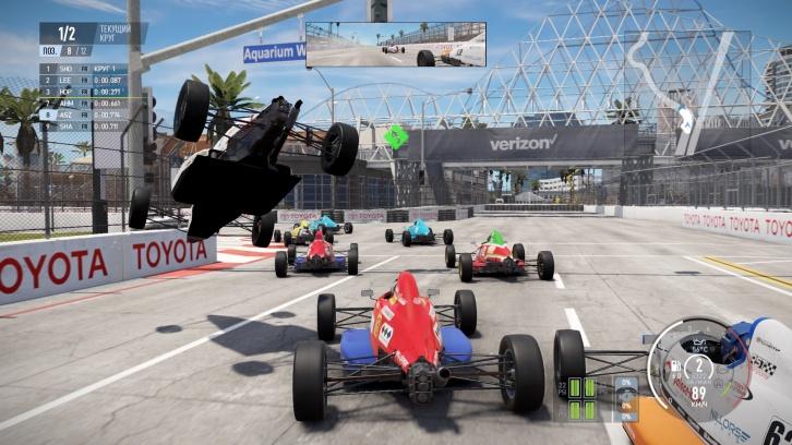 Project CARS 2 обзор игры