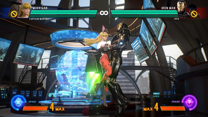 Marvel vs. Capcom: Infinite обзор игры
