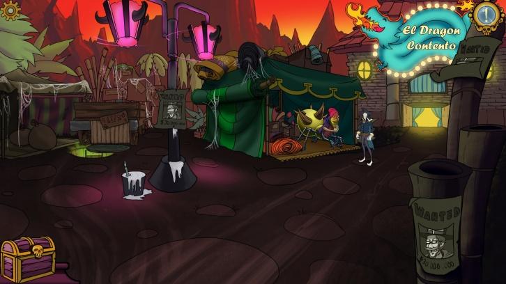Darkestville Castle обзор игры