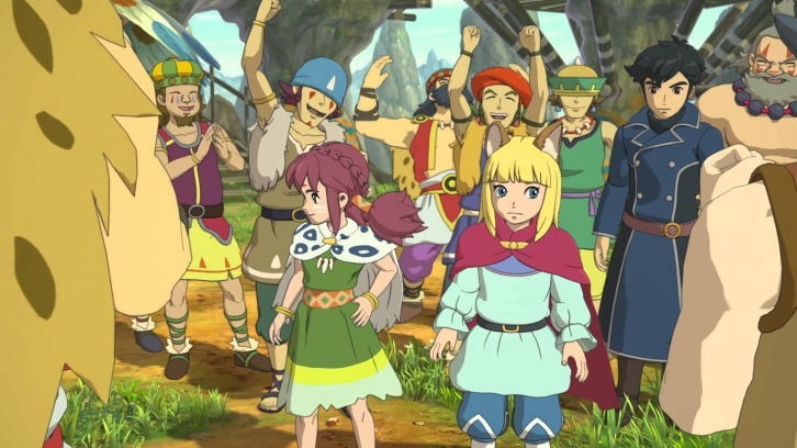 Ni no Kuni 2: Revenant Kingdom обзор игры