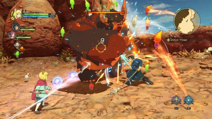 Ni no Kuni 2: Revenant Kingdom обзор игры