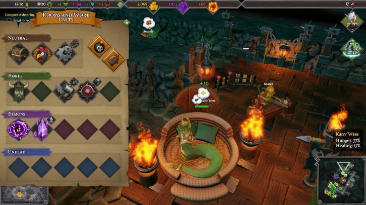 Dungeons 3 обзор игры