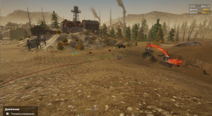 Gold Rush: The Game обзор игры