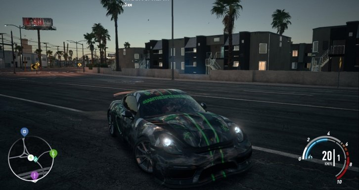 Need for Speed: Payback обзор игры