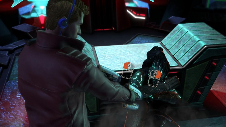 Marvel's Guardians of the Galaxy: The Telltale Series обзор игры