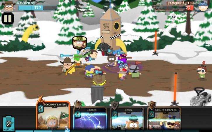 South Park: Phone Destroyer обзор игры