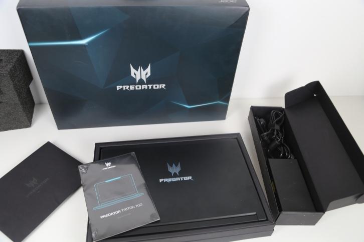 Обзор Acer Predator Triton 700