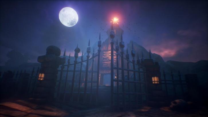 Nocturnal Hunt обзор игры