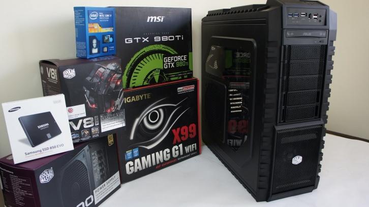Игровой компьютер на 2018-й год