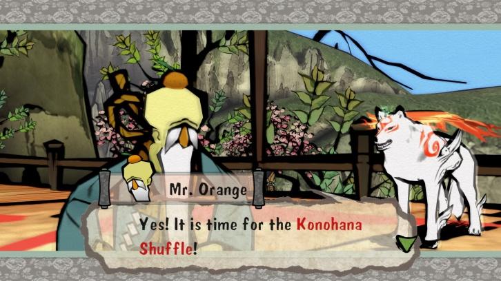 Okami HD обзор игры