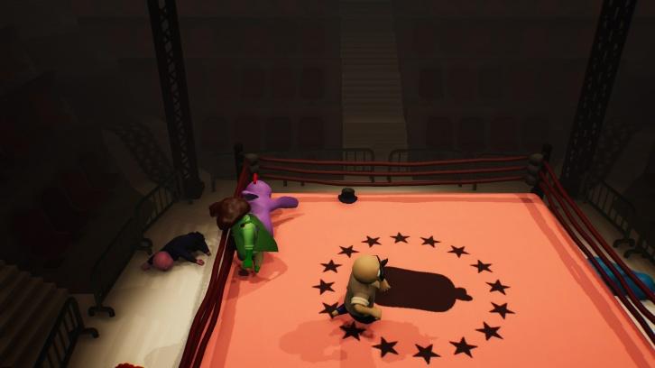 Gang Beasts обзор игры