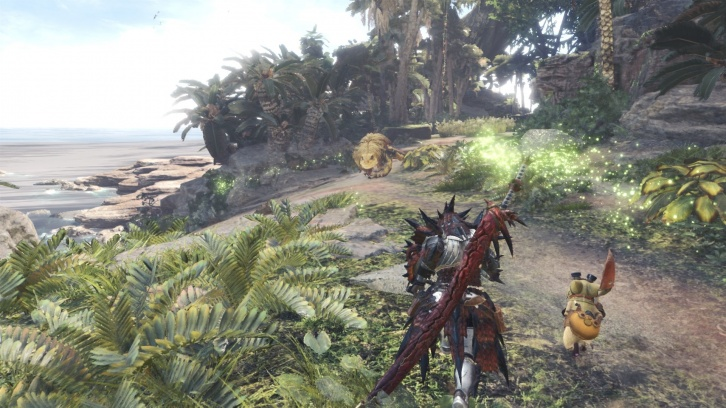 Гайд Monster Hunter: World – как ловить больших и маленьких монстров